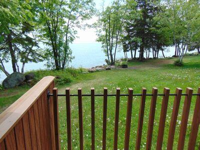 Photo for Two Story Sea Villa on Lake Superior - H1