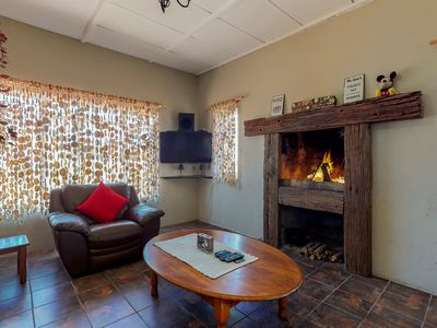 Photo for Comfortable cottage with a great location and access to coast! Dog friendly