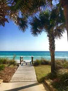 Photo for Stylish Gulf-Side Condo In Seagrove