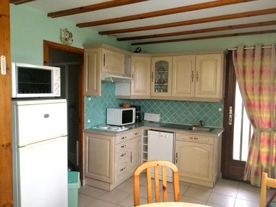 Photo for House facing the sea 3 km from Arromanches