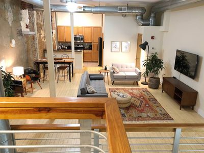 Photo for Downtown Loft between Gay Street & Market Square