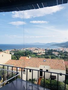 Photo for APARTMENT SUPERB VIEW ILE ROUSSE I CERTALI