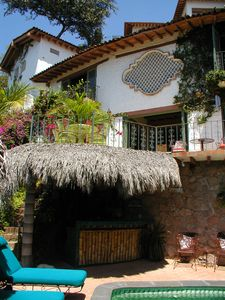 Photo for Casa de la Hoja: Lovely Private Home: Secluded Pool : Perfect Walkable Location