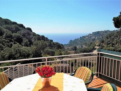 Photo for Kerstin Bruns Casa Victor Terrace with sea view.