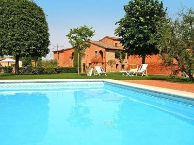 Photo for Holiday resort Montepulciano Country Resort, Acquaviva di Montepulciano  in Um Siena - 4 persons, 1 bedroom