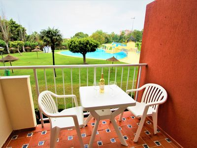 Photo for APARTMENT IN JUPITER WITH VIEWS TO THE POOL AND THE GARDEN. 011