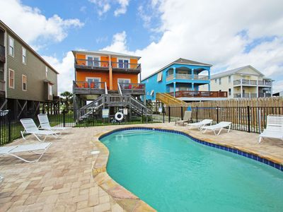 Photo for Duplex, Gulf Views, Private Pool, Quick online booking for activities!