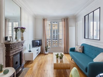 Photo for Montmartre - Cozy Home for 2 guests