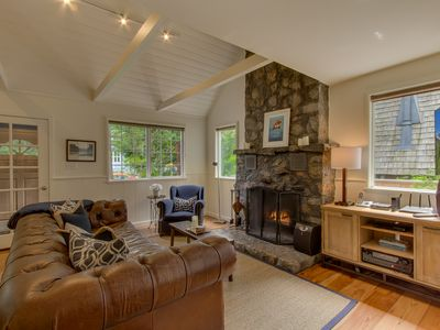 Photo for Walk To The Beach/Sunnyside From This Newly Renovated Tahoe Park Home w/ Spa!