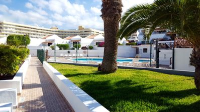 Photo for OFFER :) Nice studio in San Eugenio Bajo, free Wifi, beach 3 min