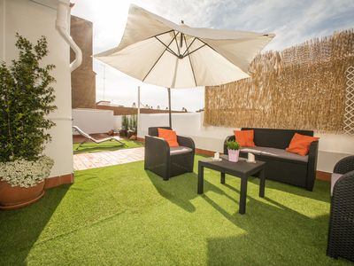 Photo for Azahar Penthouse located in the heart of Cordoba
