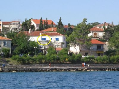 Photo for Holiday apartment 50 m from the sea