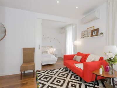 Photo for La Libertad - Apartment for 4 people in Madrid