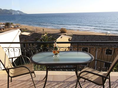 Photo for 1BR Apartment Vacation Rental in Glifada, Greece