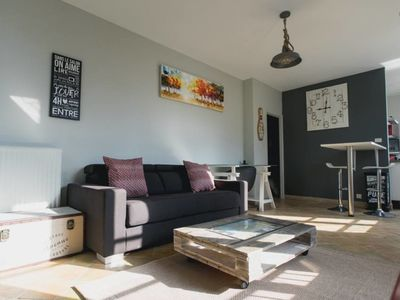 Photo for 1BR Apartment Vacation Rental in Toulouse