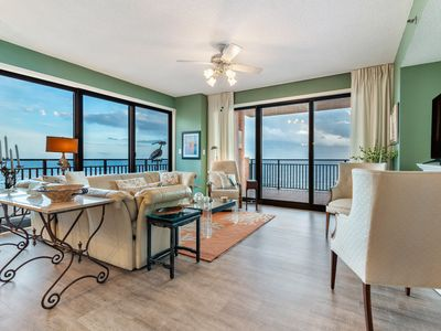 Photo for Seachase 901W - Gulf Front Unit with Fab Views!