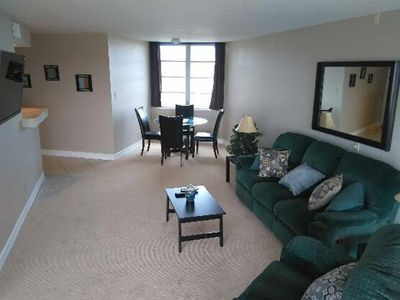 Photo for 2 Bedroom / 2 Bath Penthouse Condo