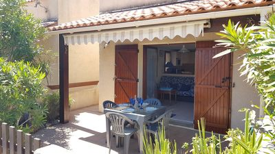 Photo for 3-room Villa with pool : GRUISSAN LES AYGUADES