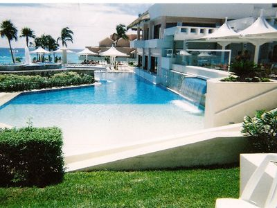 Photo for The Best Oceanfront and Pool Villa in Cancun! Your Vacation Home Away from Home