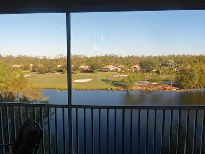 Photo for Beautiful 2 Bed 2 Bath With Great Views Of Golf Course And Water