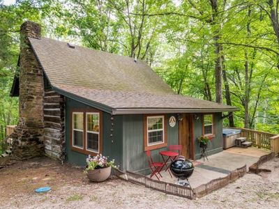 Photo for Hop, Skip and Jump Log Cabin