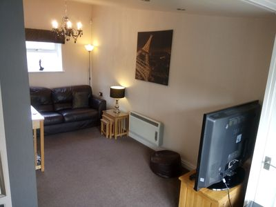 Photo for Luxury Detached Suites at Browside Farmhouse set within one acre gardens.