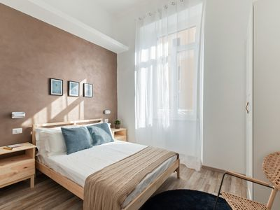 Photo for Large and colorful 4 bed flat-Termini Station