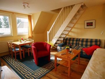2-room apartment type 2 (45 m², max 3 persons) - experience farm manor house with restaurant F 135