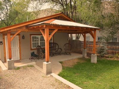 Wild Horse Guesthouse ~ Downtown Durango ~ walk to everything