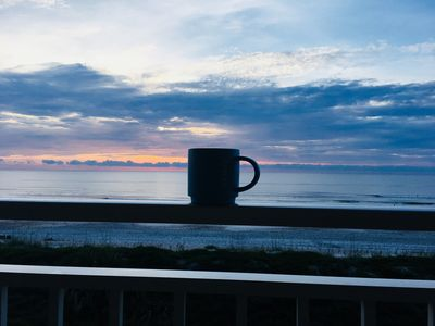 Photo for Luxury Oceanfront 2/2 Condo with a Panoramic View
