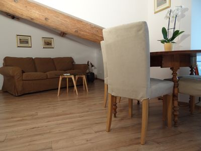 Photo for Furnished & charming apartment in the heart of Provence
