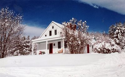 Photo for Northfield Manor - Beautiful home on 135 pristine Vermont acres
