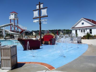 Photo for Coastal Club - Indoor & Outdoor Pools, Splash Arena - Pirate Ship & Beach Bus.