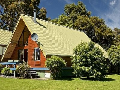 Photo for Chalet Park Avenue - Ohakune Holiday Home