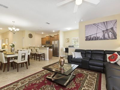 Photo for 5 Bedroom/4 Bathrooms Paradise Palms (2979BP)