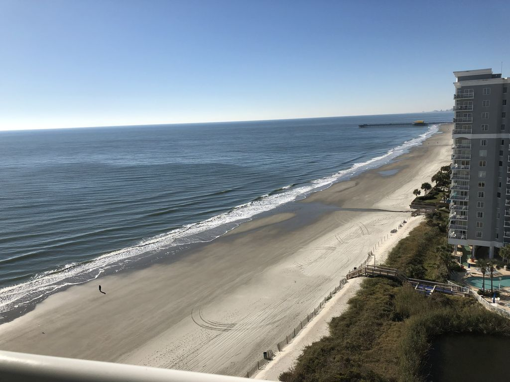 Seawatch 2br 2ba North Tower Oceanfront Condo Great Rates