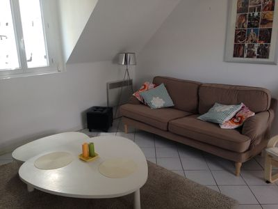 Photo for 2 bed flat in the centre of Pornic, south Brittany near sea and thalassotherapy