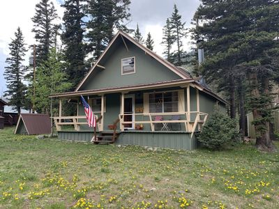 Photo for Cozy Bear - Quiet 3 Bedroom Cabin, WIFI, Great Views of the River and the Local Wildlife!