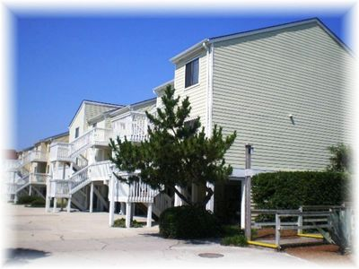 Photo for Ocean Dunes 306: 3 BR / 2 BA condo in Kure Beach, Sleeps 6