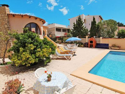 Photo for Vacation home Casa Canuta I (CLP320) in Calpe/Calp - 5 persons, 2 bedrooms