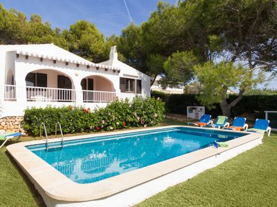 Photo for Villa BiniRe- private pool, free AC & WiFi