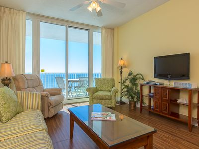 Photo for HAVE A BALL with Kaiser in Lighthouse #1812: 2 BR/2 BA Condo in Gulf Shores Sleeps 6