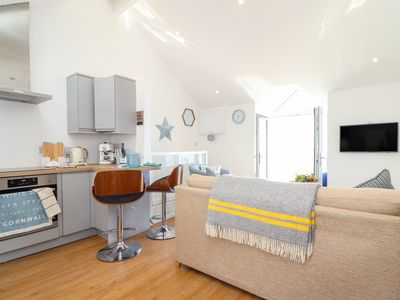 Photo for 1BR Cottage Vacation Rental in Porthleven, South West England