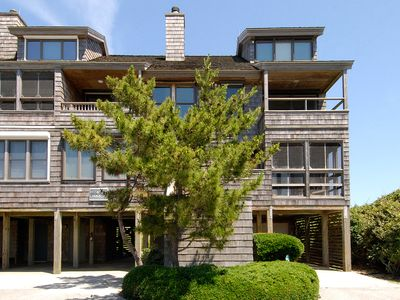 Photo for Peaceable Kingdom by the Sea | Oceanfront | Sanderling | Duck | Sleeps  4