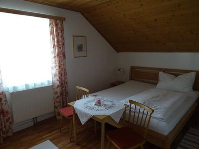 Photo for Double room with shower, WC - Haus Gollner