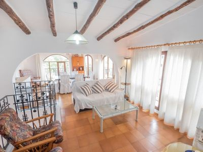 Photo for Vacation home Miró in Vilafranca - 4 persons, 2 bedrooms