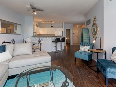 Photo for Spacious Reno'd Condo, Pool Level Walk Out! Must See!