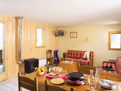 Photo for The Chalets of the King's Fountain - Chalet - Appart 3 Rooms - 6 People