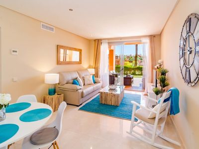 Photo for Sotoserena Stunning 2 Bed Apt. 600M from Beach