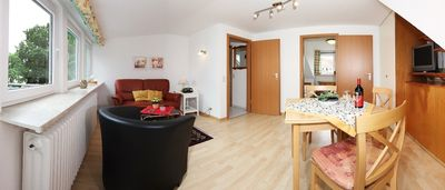 Photo for Windrose App. 5, 2 bedrooms - Gästehaus Windrose